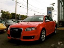 leftyfoot 2007 Audi RS 4