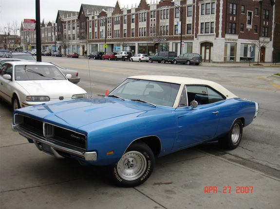 HemiPwr70 1969 Dodge Charger