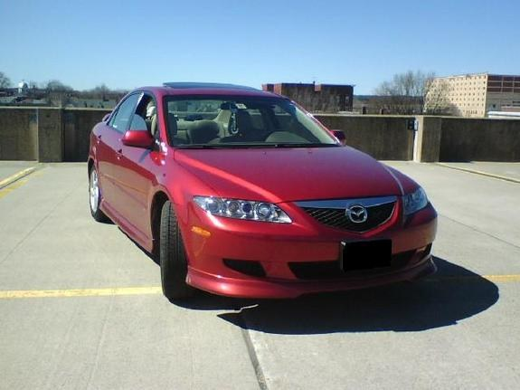 Another brazilianbabe 2003 Mazda MAZDA6 post... - 9779755