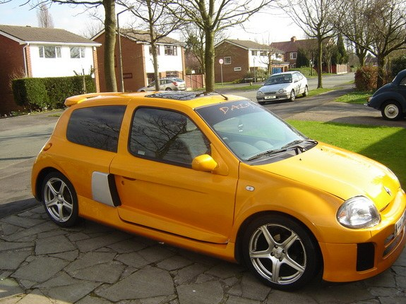 madblue200719 2000 Renault Clio Specs, Photos, Modification Info at