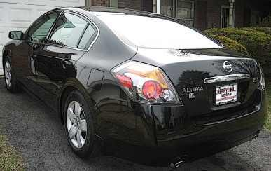 Milly_engr 2007 Nissan Altima