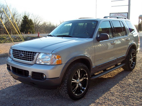 2006 Ford Expedition Eddie Bauer >> mleonard 2004 Ford Explorer Specs, Photos, Modification ...