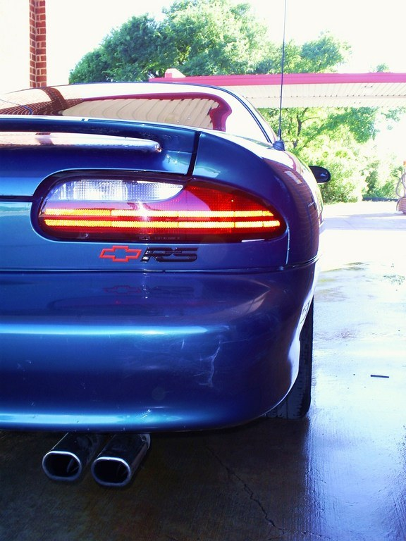Another bigjakes_rs 1995 Chevrolet Camaro post... - 9780816