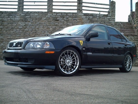 Large on 2001 Volvo S40 Manual