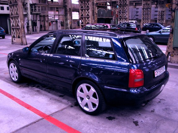 Kevin81 1997 Audi A4 Specs Photos Modification Info At