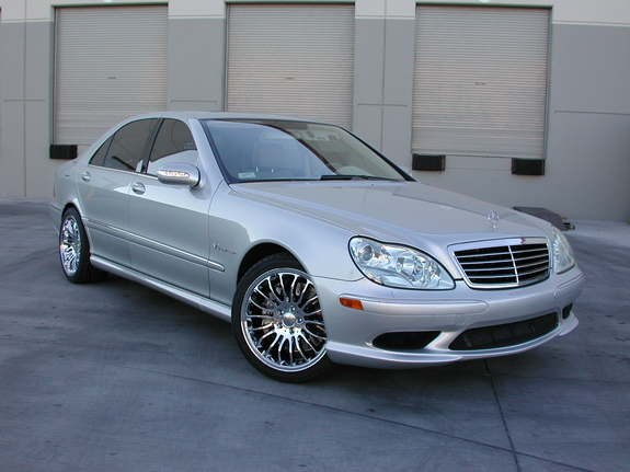 Another TheCustomShop 2006 Mercedes-Benz S-Class post... - 9781433