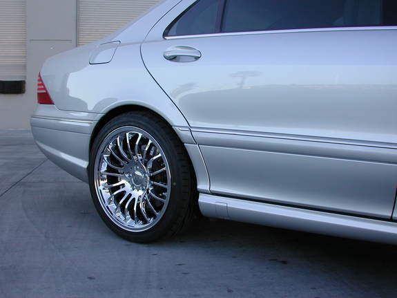 Another TheCustomShop 2006 Mercedes-Benz S-Class post... - 9781435