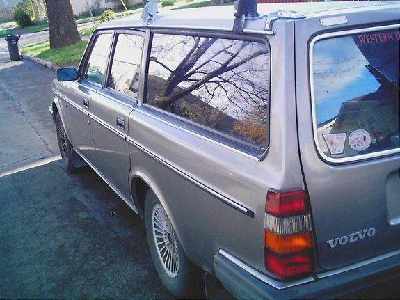 Another 310GX 1984 Volvo 200-Series post... - 9914752