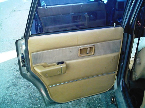 Another 310GX 1984 Volvo 200-Series post... - 9914754