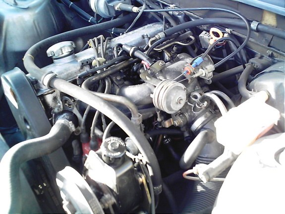 Another 310GX 1984 Volvo 200-Series post... - 9914763