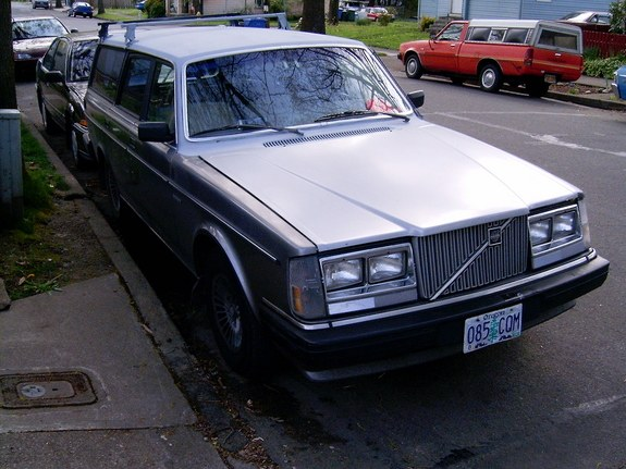 Another 310GX 1984 Volvo 200-Series post... - 9914764