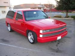 RoyalFlushCustoms 1997 Chevrolet Tahoe