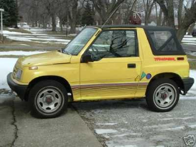 Craigslist Geo Tracker Suzuki Sidekick For Sale