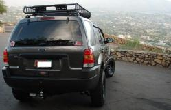 FireEscape 2004 Ford Escape