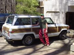 SykoticKustomz 1991 Jeep Grand Wagoneer