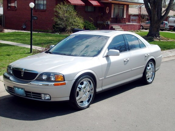 Borderhopper 2002 Lincoln Ls Specs  Photos  Modification