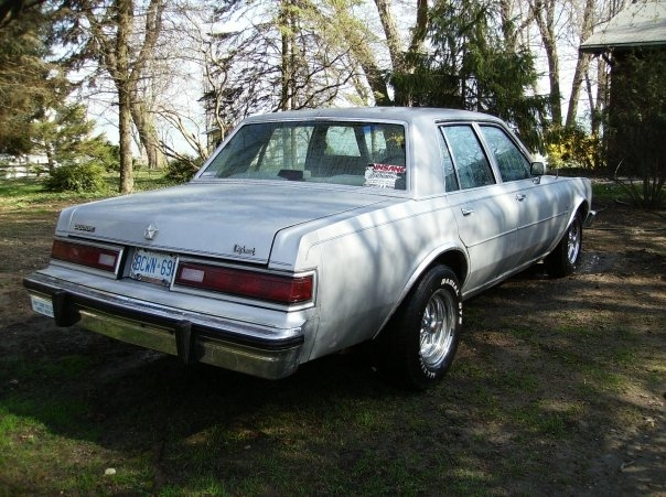 Another NCC-1701 1987 Dodge Diplomat post... - 10358199