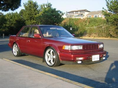 Z Rated Tires >> Enagee 1988 Nissan Maxima Specs, Photos, Modification Info ...