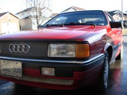 hockley_coupes 1986 Audi Coupe
