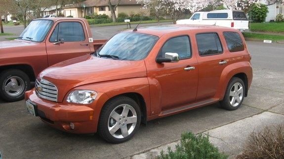 Another grestmit 2007 Chevrolet HHR post... - 9788675