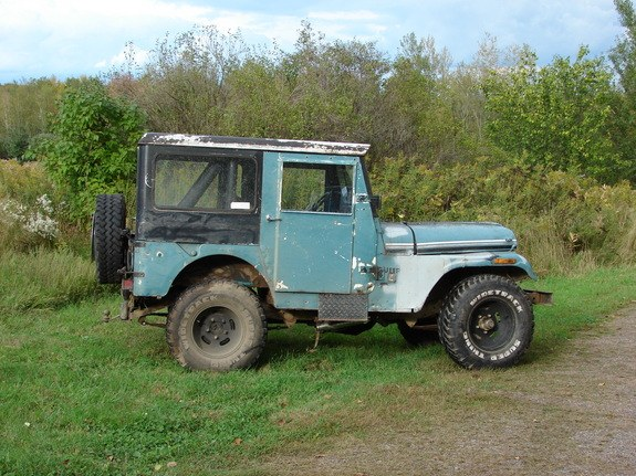 Magik235's 1971 Jeep CJ5