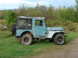 Magik235s 1971 Jeep CJ5