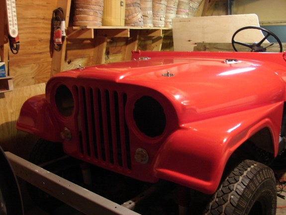 Magik235 1971 Jeep CJ5 9789388