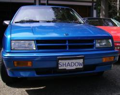 bluedodgeshadows 1994 Dodge Shadow
