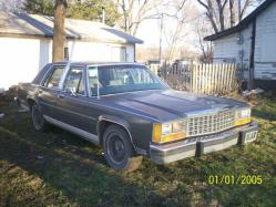 aramilx 1987 Ford LTD Crown Victoria