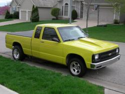 kst8guy02s 1984 Chevrolet S10 Regular Cab