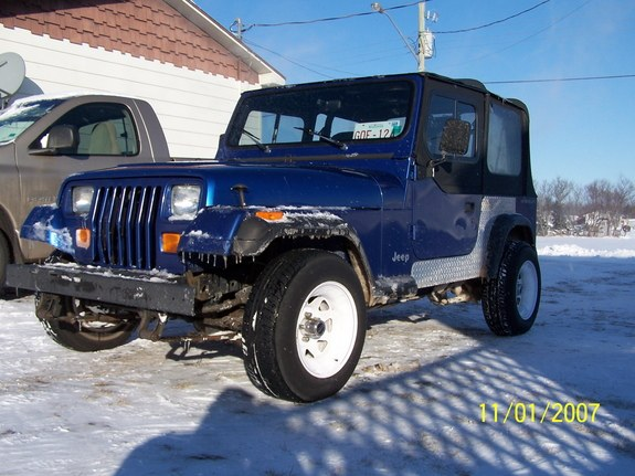 Another gilzz30 1995 Jeep Wrangler post... - 9790262
