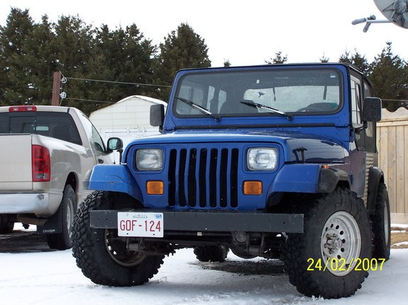 Another gilzz30 1995 Jeep Wrangler post... - 9790263