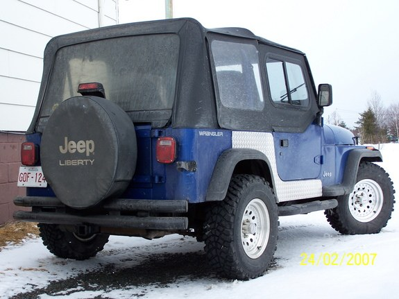 Another gilzz30 1995 Jeep Wrangler post... - 9790264