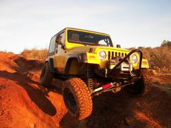 Hardkrawlers 2004 Jeep Rubicon