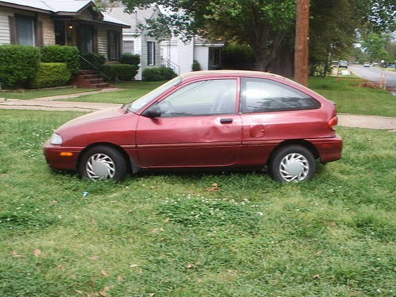 Another aspirer_racer17 1997 Ford Aspire post... - 9792123