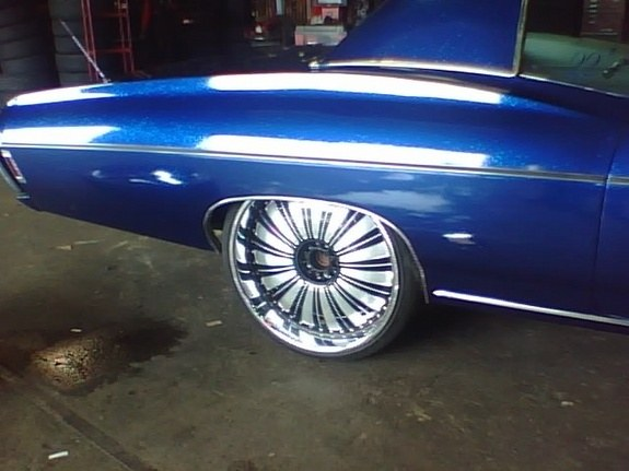Another CustomCoupe68 1968 Chevrolet Impala post... - 9792756
