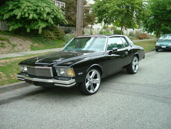 Another KNUCKLESDEEP 1978 Chevrolet Monte Carlo post... - 9143246