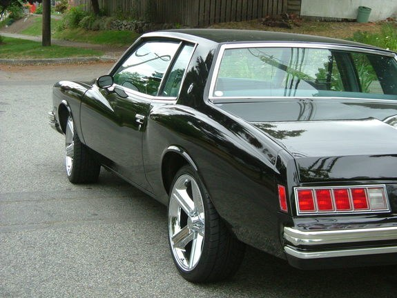 Another KNUCKLESDEEP 1978 Chevrolet Monte Carlo post... - 9143248