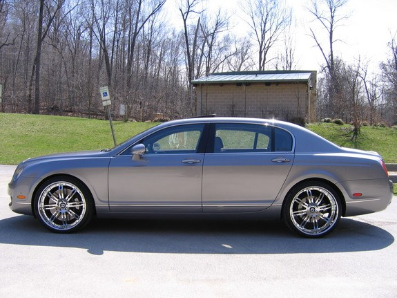 Another 21207 2006 Bentley Continental Flying Spur post... - 9793975