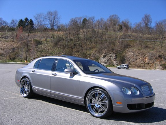 21207 2006 Bentley Continental Flying Spur