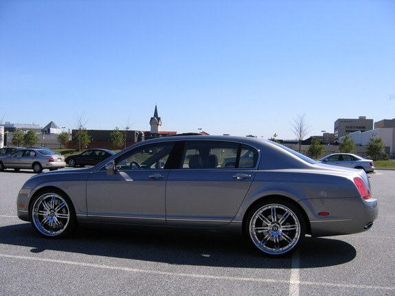 Another 21207 2006 Bentley Continental Flying Spur post... - 9793987