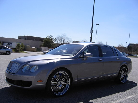 Another 21207 2006 Bentley Continental Flying Spur post... - 9793988