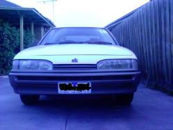 YVNTRY 1988 Holden Commodore