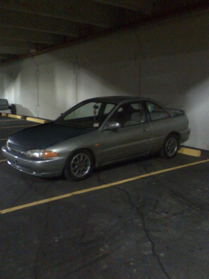 Another 4G93_Coupe 1993 Mitsubishi Mirage post... - 9797136