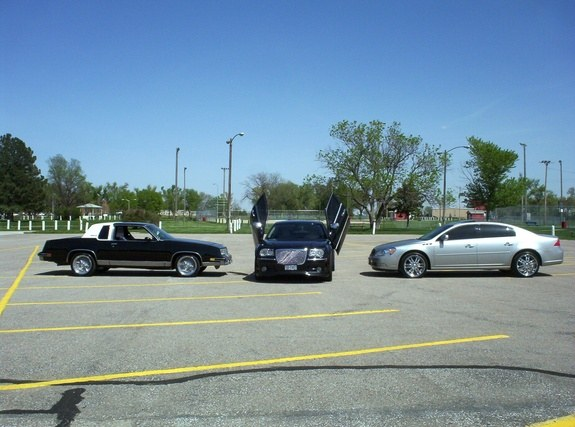 Another ese420 2005 Chrysler 300 post... - 9858205