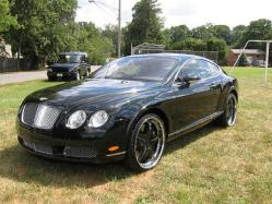 Jamall85s 2005 Bentley Continental GT