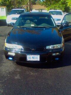 Another illneil28 1997 Mitsubishi Galant post... - 10336372