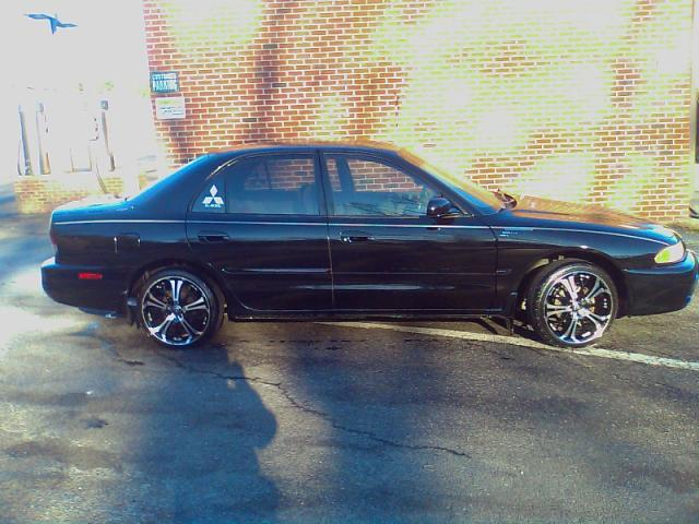 Another illneil28 1997 Mitsubishi Galant post... - 10336392