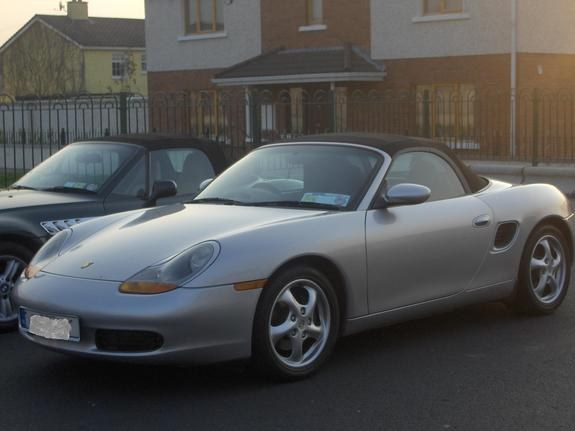 javea 39 s 1998 porsche boxster in dublin. Black Bedroom Furniture Sets. Home Design Ideas