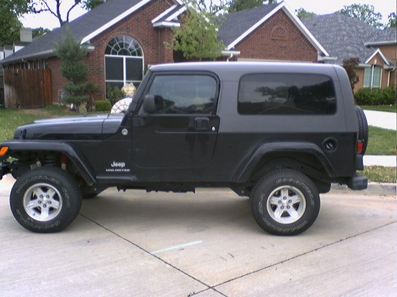 Another Wrenmister 2005 Jeep Wrangler post... - 9812168